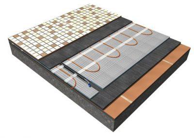Fenix skladba podlahy