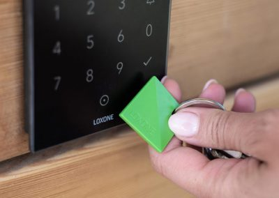 Loxone NFC code touch - detail
